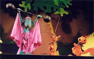Misi mókus vándorúton