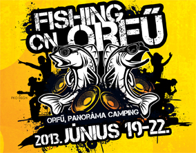 Fishing on Orf� 2013