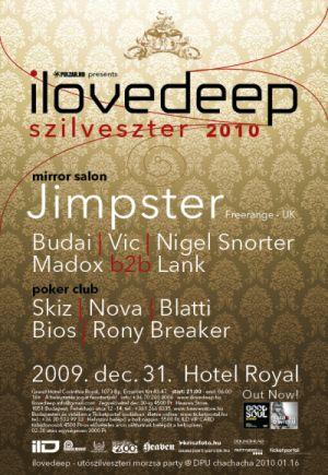 I Love Deep Szilveszter