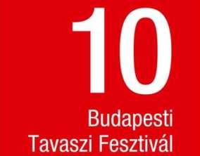 Budapesti Tavaszi Fesztivál plakát