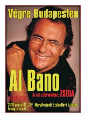 Al Bano plakát