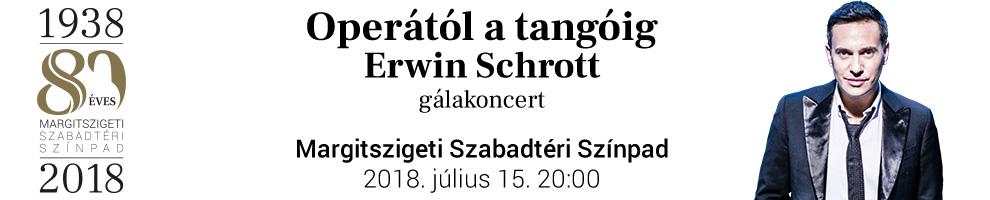 Erwin Schrott gálakoncert