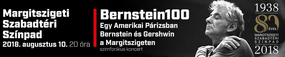 Bernstein100 - Gershwinnel