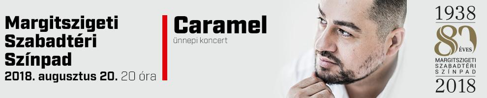 Caramel Ünnepi koncert