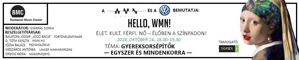 Hello, WMN!