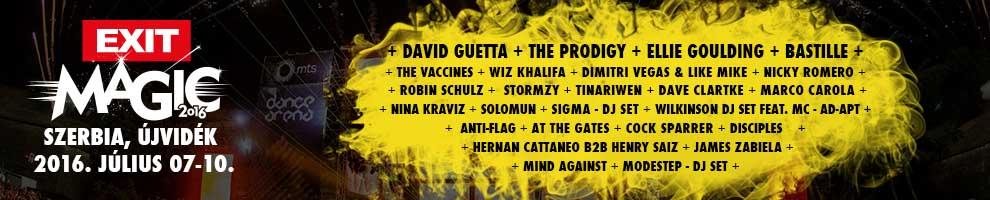 EXIT Fesztivál