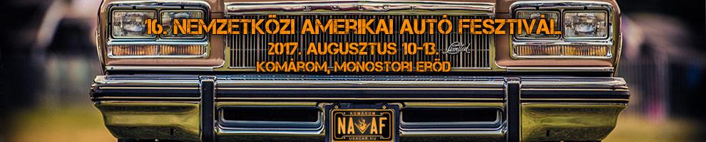 Nemzetközi Amerikai Autó Feszt