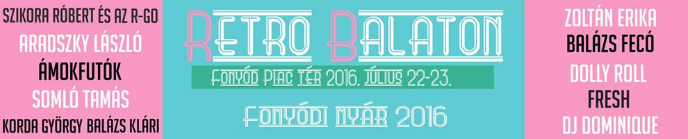Retro Balaton Fesztivál